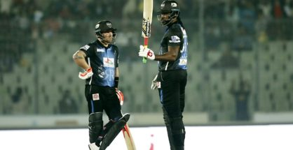 Rangpur Riders won 5th BPL title