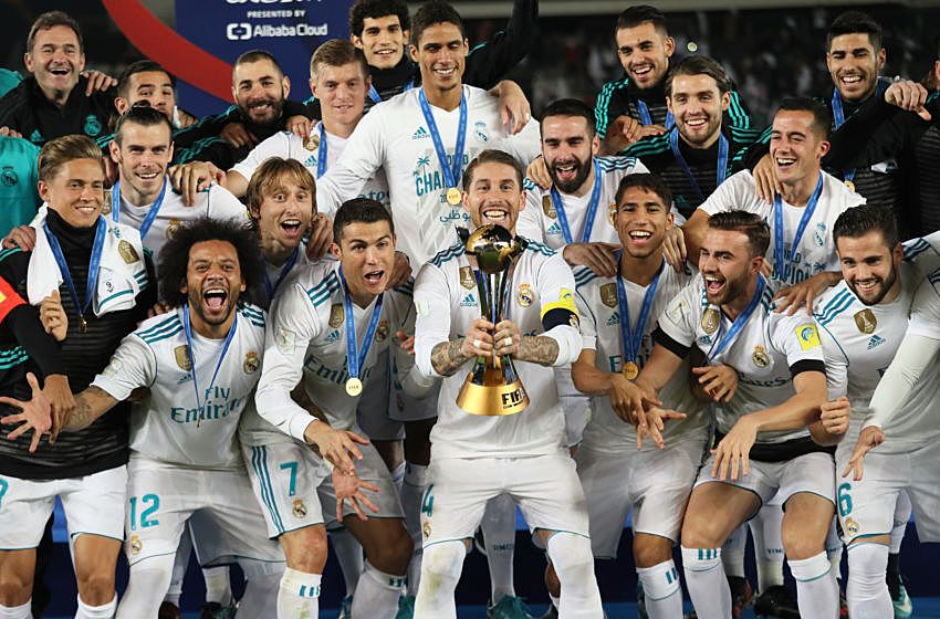 Real won FIFA Club World Cup again