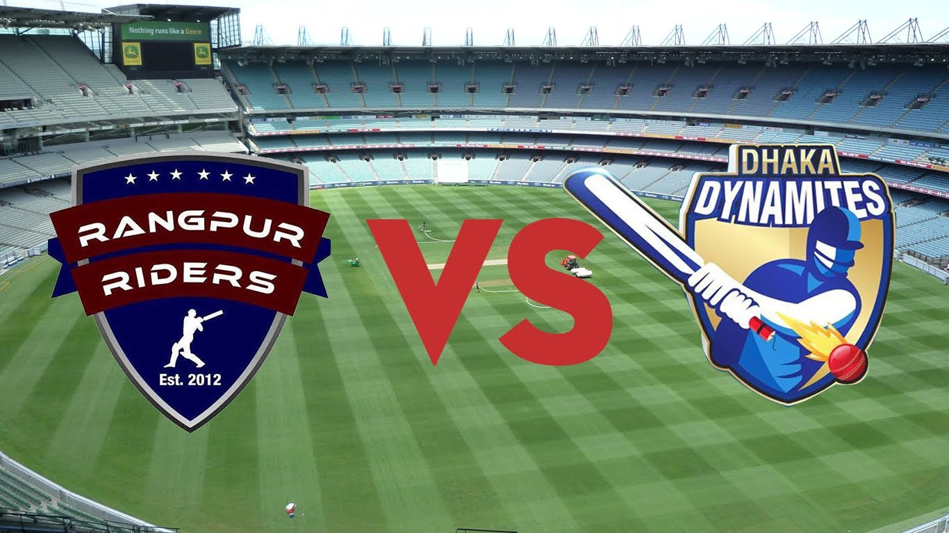 Riders will face Dhaka Dynamites in BPL final