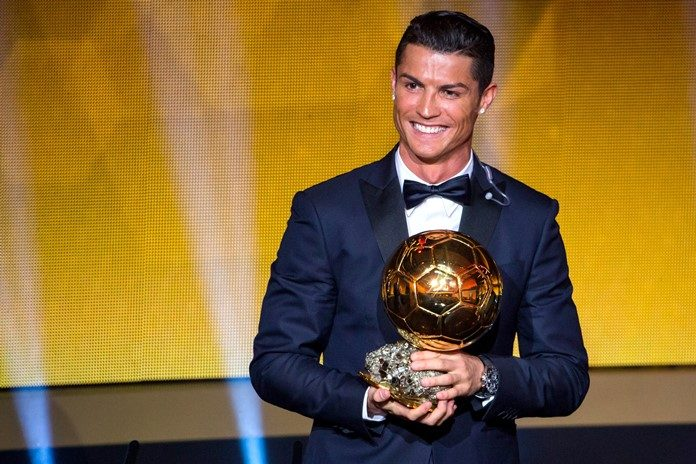 Ronaldo won Ballon d'Or by defeating Messi