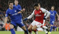 Arsenal made draw against Chelsea