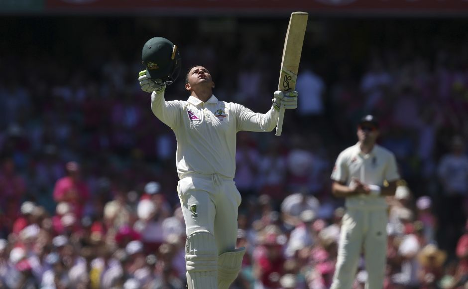 Australia finished 3rd day scoring 479 runs at Sydney