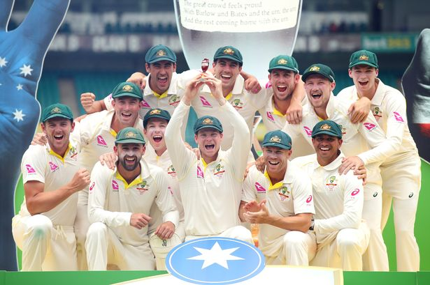 Australia won the Ashes series