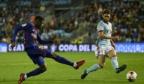 Barca made draw against Celta