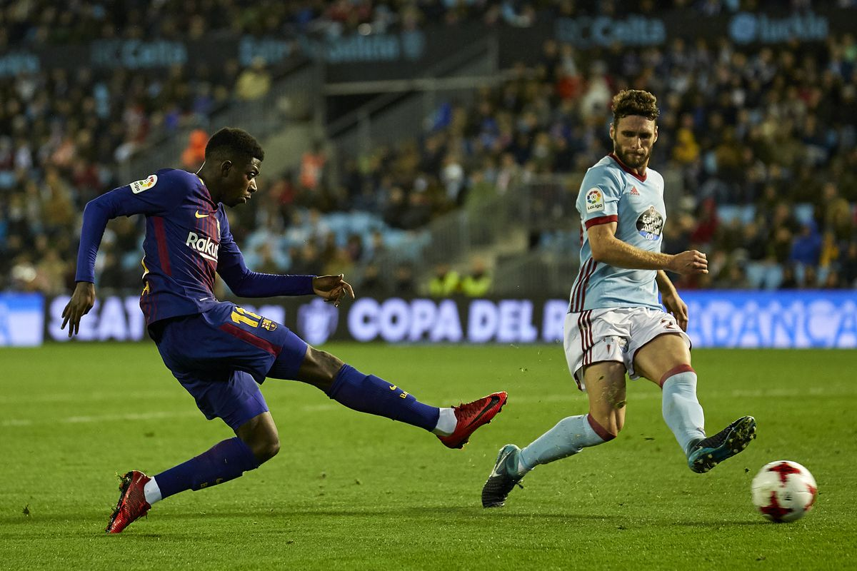 Barca will show Celta respect at Camp Nou, says Valverde