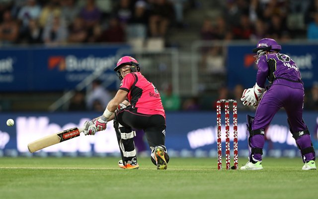 BBL's Hurricanes bat against winless Sixes