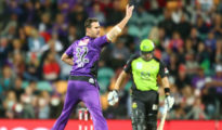 Hobart Hurricanes tested first victory in BBL