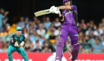 Hobart Hurricanes won by 3 runs