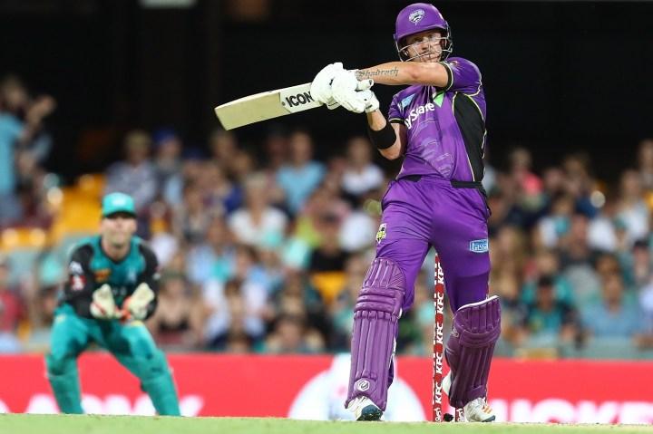 Hobart Hurricanes won by 3 runs