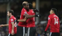 Man Utd started new year with victory