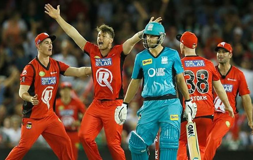 Melbourne Renegades managed 2nd victory in BBL