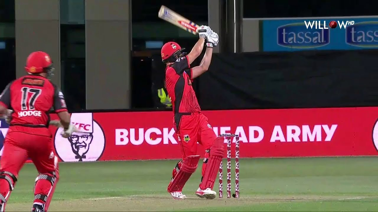 Melbourne Renegades won by 7 wickets