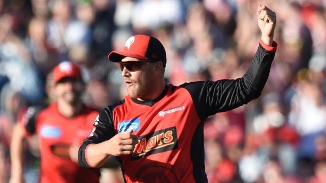 Melbourne Renegades won by 8 wickets