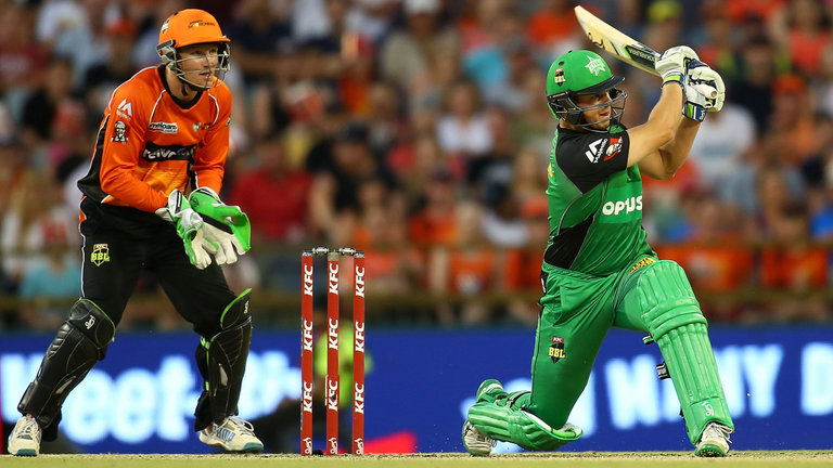 Melbourne Stars faced 2nd defeat in BBL