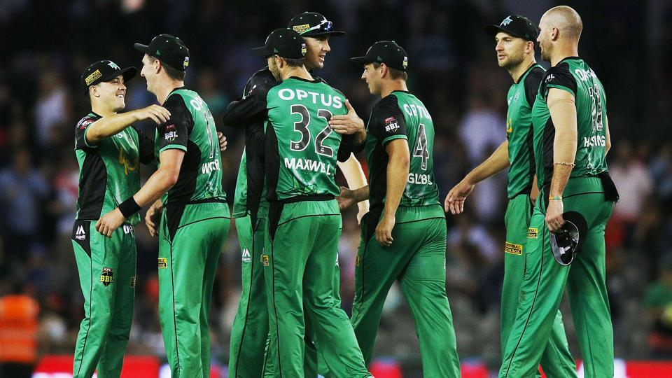 Melbourne Stars got their 1st victory in BBL