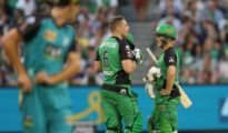 Melbourne Stars were defeated by 15 runs