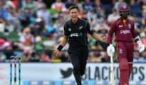 New Zealand secured ODI series against Windies