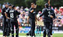New Zealand whitewash Windies in ODI series