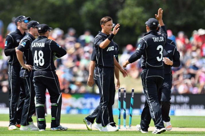 New Zealand whitewash Windies in ODI series