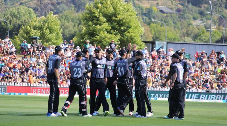 Munro blasts record ton as New Zealand crush West Indies