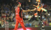Perth Scorchers won by 5 wickets against Renegades
