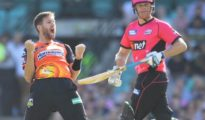 Perth Scorchers won by 6 wickets