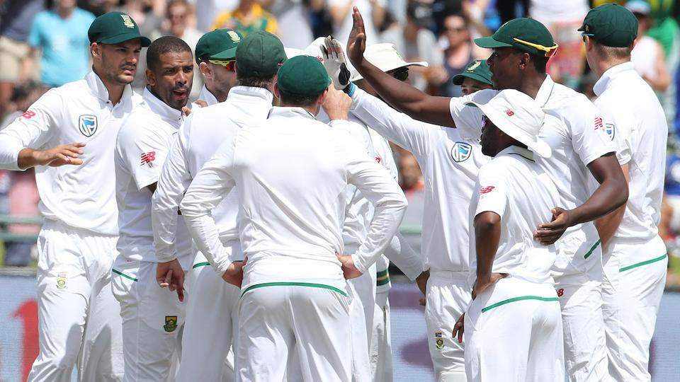 South Africa won 1st Test by 72 runs