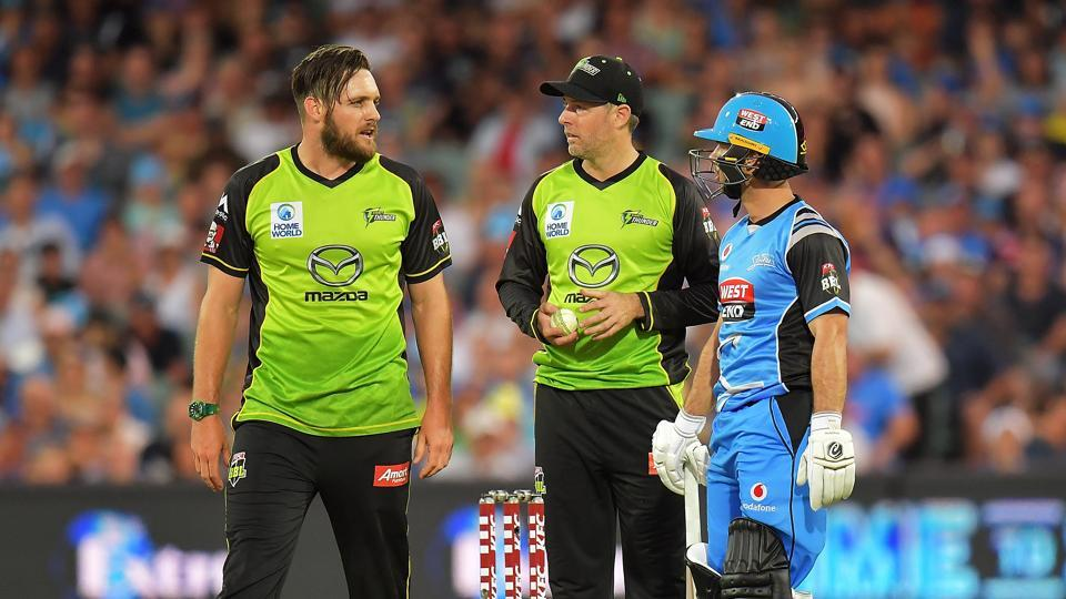 Strikers beat Thunder by 53 runs