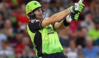Sydney Thunder beat Sixers by 5 wickets