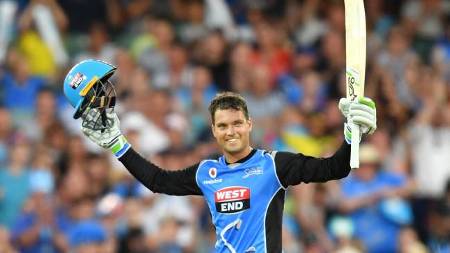 Adelaide Strikers win maiden Big Bash League crown after Jake Weatherald's hundred
