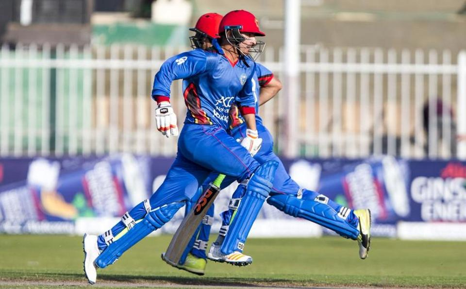Afghanistan won 1st ODI by 154 runs