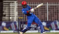 Afghanistan won T20I series