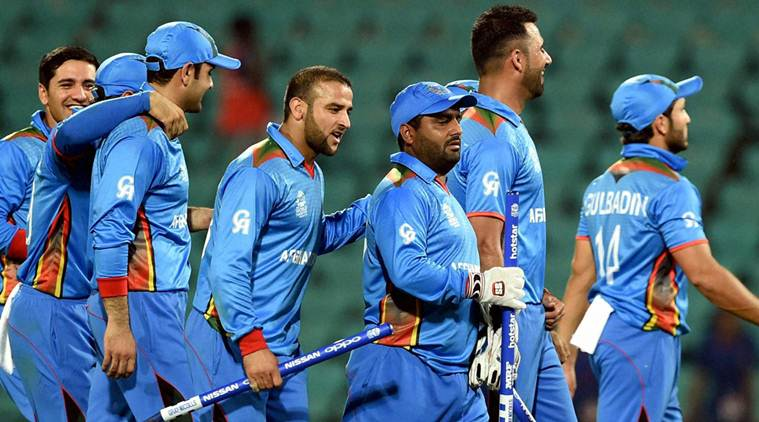 Afghanistan beat Zimbabwe in 1st ODI by 154 runs