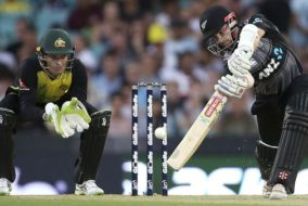 Australia won by 5 wickets