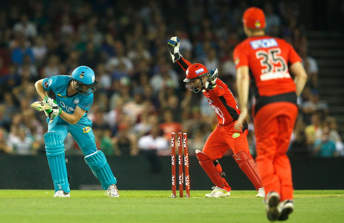 Brisbane Heat faced another defeat in BBL