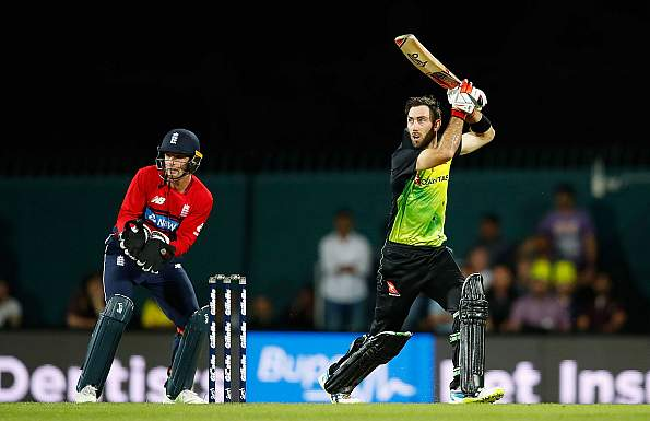 England faced T20 defeat against Australia