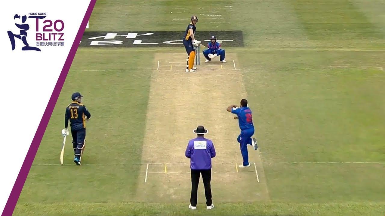 Galaxy Gladiators Lantau won by 8 wickets