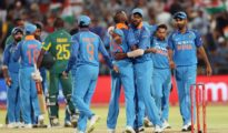 India secured ODI series against South Africa