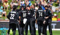 New Zealand whitewashed Pakistan in ODI series