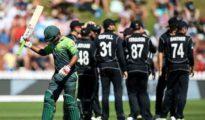 New Zealand won 1st T20 at Wellington