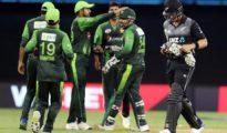 Pakistan won T20I series against New Zealand