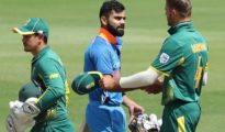 South Africa lost 5th ODI against India