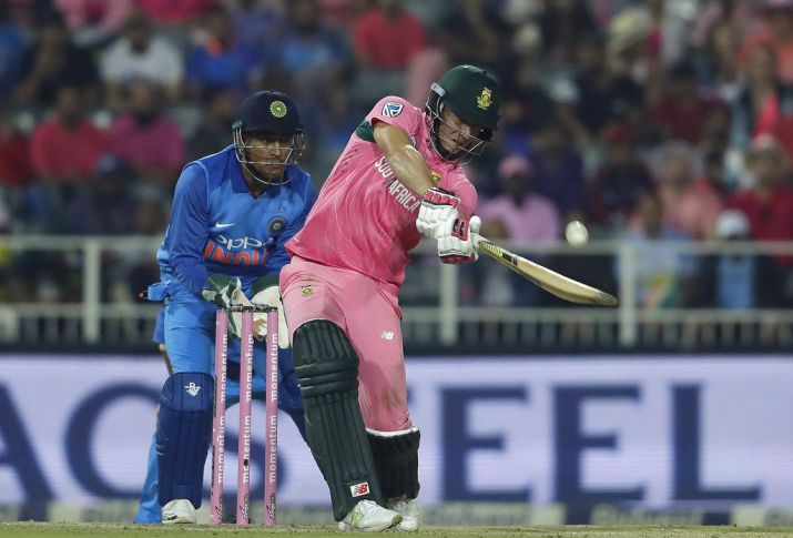 South Africa won by 5 runs at Johannesburg