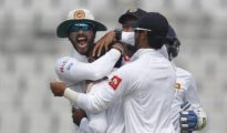 Sri Lanka won Test series against Bangladesh