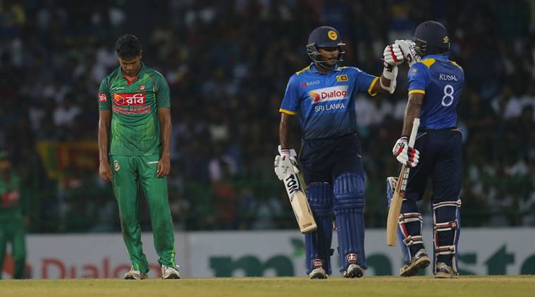 Sri Lanka won by 6 wickets