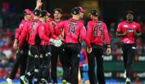Sydney Sixers won by 5 wickets against Stars