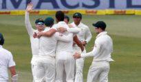 Australia won 1st Test by 118 runs