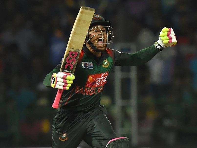 Bangladesh amazingly chased 214 runs in T20I
