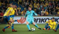 Barcelona made draw against Las Palmas