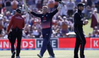 England won ODI series against New Zealand